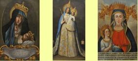"""Piene di Grazia - """"Madonne Coronate dalla Basilica di San Pietro"""