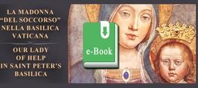 """La """"Madonna del Soccorso"""" nella Basilica Vaticana (e-book)"""