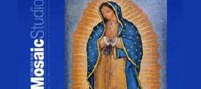 """Catalogo realizzato in occasione della mostra """"Vatican Mosaic Studio""""."""
