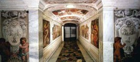 Restauro della Cappella della Bocciata e della Madonna delle Partorienti.