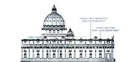 """Restauro delle due antiche stanze dette """"degli Architetti"""" e """"dei Vetri""""."""