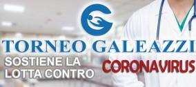 Coronavirus: rinviato il Torneo Galeazzi. Il budget devoluto in beneficenza