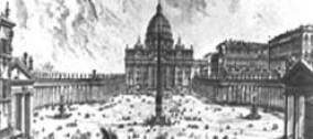 """Stampe della """"Città Eterna"""" - Giovanni Battista Piranesi"""