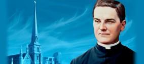 Riconosciuto miracolo attribuito all'intercessione di Padre McGivney. Presto diverrà Beato.
