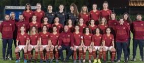 A.S. Roma femminile Primavera - Dagli allenamenti al Pio XI a Campione d'Italia 2020/2021