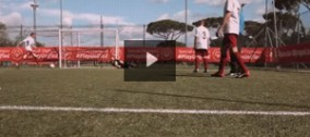 Unified Football Tournament al Centro Sportivo Pio XI
