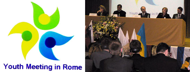 Youth Meeting in Rome / Incontri Romani 28-30 Novembre.