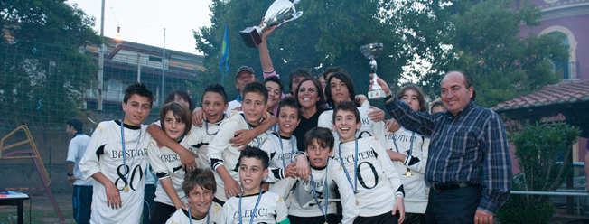 "XXVI edition of the ""Count Enrico Pietro Galeazzi"" soccer tournament"