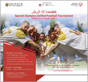 XVI European Football Week Special Olympics