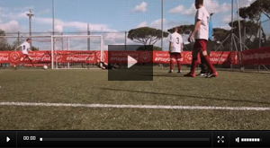 Unified Football Tournament al Centro Sportivo Pio XI - Special Olympics Italia
